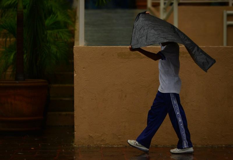 Prevén cielo nublado con posibilidad de lluvia en Tabasco