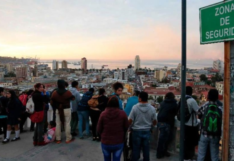 Chile ha registrado más de 150 réplicas tras sismo de 6.9 grados