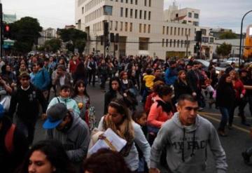 Unos 130 sismos sacuden en dos días Valparaíso, Chile