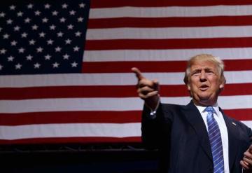 Donald Trump sigue en su intento de financiar el muro con México