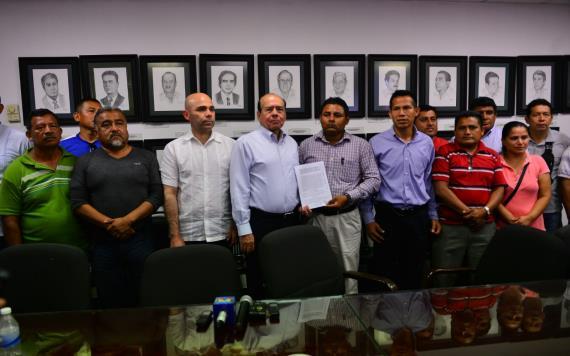 Policías logran acuerdo con el Gobierno del Estado