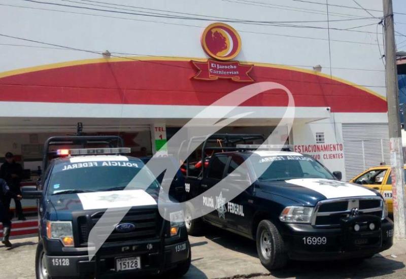 Asaltan sujetos armados otra vez carnicería en Villahermosa