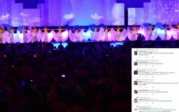 #FlorTabasco2017 se convierte en tendencia en redes sociales