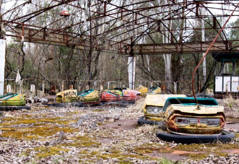Un 26 de abril de 1986. Ocurrió la catástrofe nuclear de Chernóbil