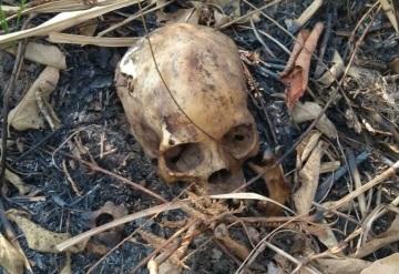 Osamenta es encontrada en Cunduacán