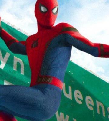 Spider-Man baila al ritmo de Rihanna
