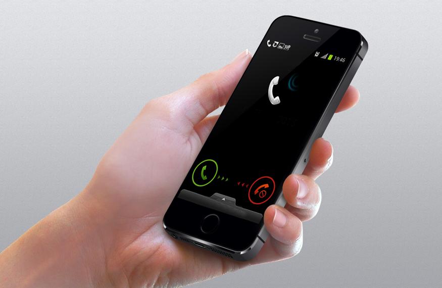 Image result for contestar un celular