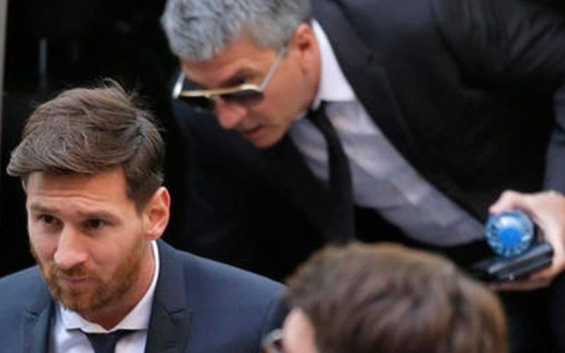 Messi, condenado a 21 meses de cárcel por fraude fiscal