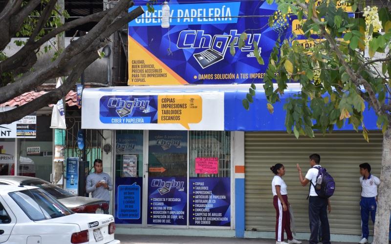 Cibercafés de Villahermosa en quiebra