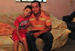 """Luis Román Chan López: """"Ser padre soltero es una gran bendición"""""""