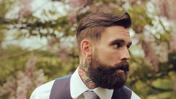 88efa3311eea Porque los hombres se están dejando crecer la barba