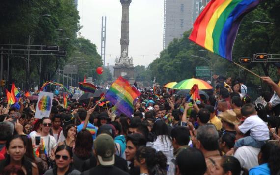Cambiarán género en actas de nacimiento durante marcha de Orgullo Gay