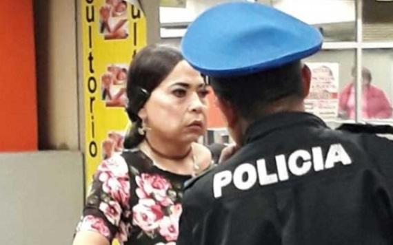 Sujeto se vestía de mujer para tocar a usuarias del Metro