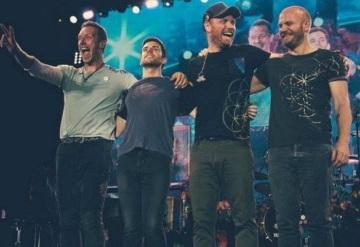 Coldplay es la banda de 'rock' más escuchada según Spotify