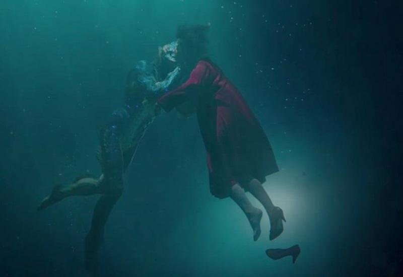 """El primer tráiler de """"The Shape of Water"""", el nuevo cuento de fantasía de Guillermo del Toro"""