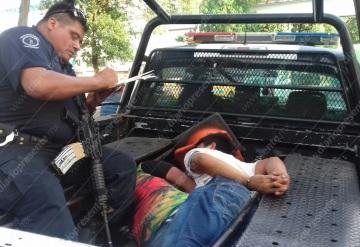 Vecinos detienen y linchan a dos asaltantes en Indeco |Villahermosa