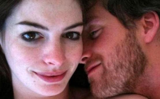 Filtran fotos de Anne Hathaway desnuda