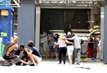 Al menos 13 muertos y 50 heridos por ataque terrorista en Barcelona