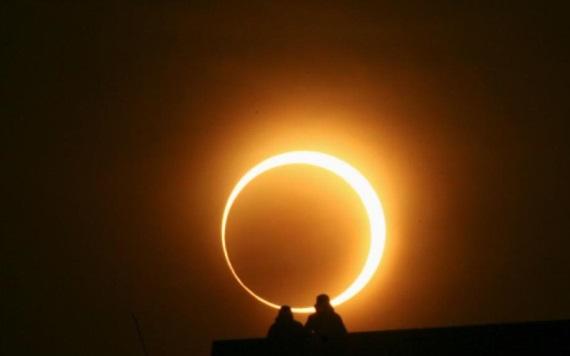 Donde podrás  seguir el eclipse solar a través de internet