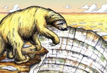 Encuentran fósil de perezoso gigante en Quintana Roo