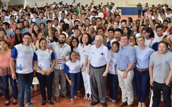 """El programa """"Cambia tu tiempo"""" llega a Teapa,Tacotalpa y Jalapa"""