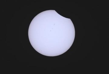 Se podrá observar el Eclipse de Sol en el norte de México