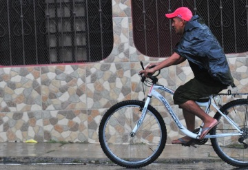 Continuarán fuertes lluvias en Tabasco