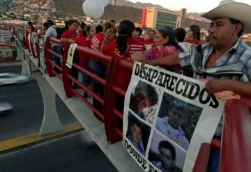ONU llama a México a abrir nuevo camino de justicia para víctimas de desaparición