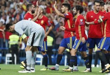 España vence a Italia y da paso decisivo al Mundial
