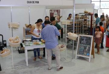 Todo un éxito el 1er Festival del Pan y Pastel Artesanal  en Villahermosa