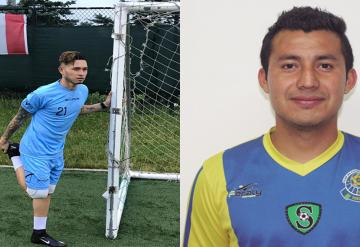 Futbolistas tabasqueños ¡De Centroamérica a Norteamérica!