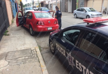 Asaltan a cuentahabiente tras retirar en Bancomer de la deportiva