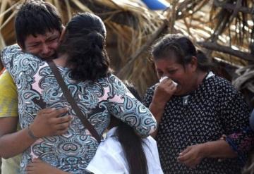 Tres días de luto nacional, 61 personas perdieron la vida