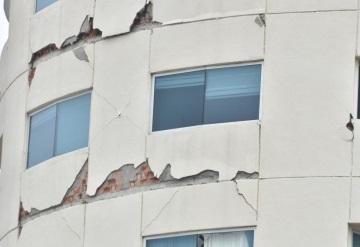Torre Zafiro sin daño estructural tras el sismo