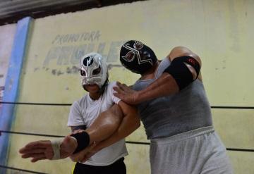 Lucha libre de Tabasco en crisis