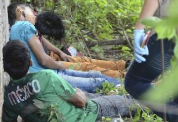 Fotografía de jóvenes ejecutados en Guerrero estremece a todo México