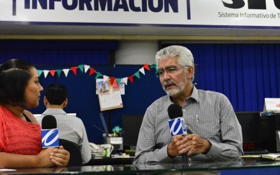 Ignacio Lastra: El campo es fortaleza para Tabasco