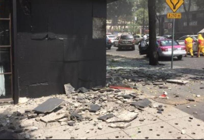 Mancera declara emergencia en CDMX tras sismo; reportan 4 muertos