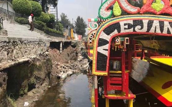 Desborda apoyo humanitario en Xochimilco