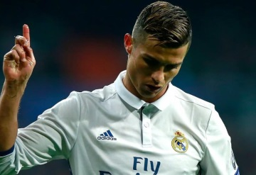 Cristiano Ronaldo responde la carta del niño de Rébsamen