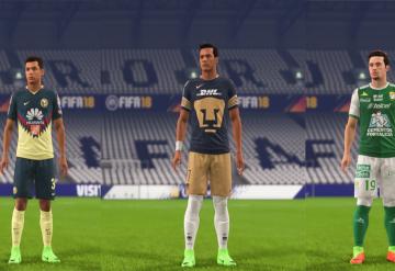 Tabasqueños en el FIFA 18 con nivel 72