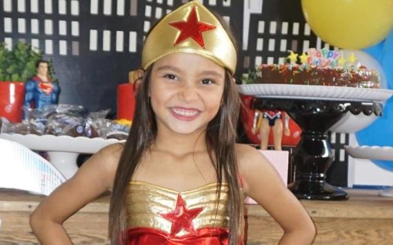 Renata Guichard Castellanos celebró su cumpleaños con un súper festejo