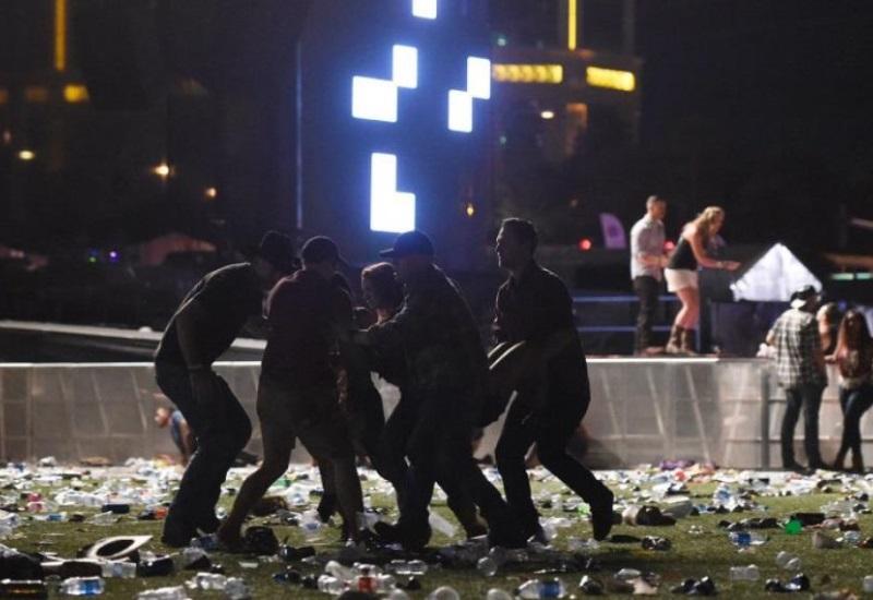 Tiroteo en Las Vegas deja más de 50 muertos y 200 heridos