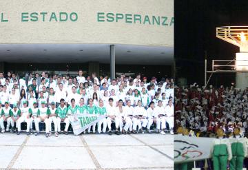 ¿Recuerdas cuando Tabasco fue sede de la Olimpiada Nacional?