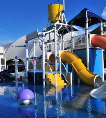 Hacienda Family & Fitness Club, el lugar ideal para las familias