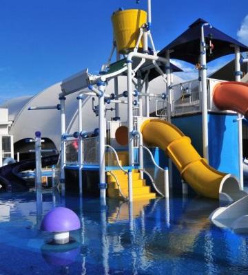 Hacienda Family & Fitness Club, el lugar ideal para las familias