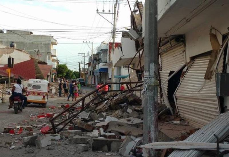 Apoyos para afectados por sismo sólo alcanzarán para un cuarto y un baño