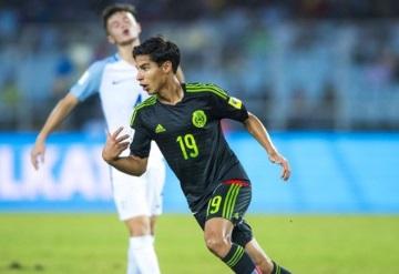 El tabasqueño Diego Lainez brilla en la derrota de México ante Inglaterra