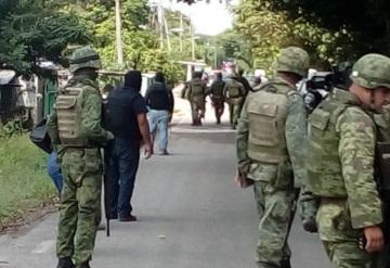 Rescatan a 3 secuestrados, los tenían en la Ranchería Plátano y Cacao