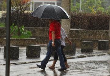 SMN pronostica lluvias fuertes para este domingo